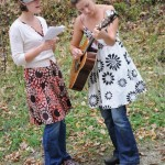 Sing-along (photo by Daniel Friedman)